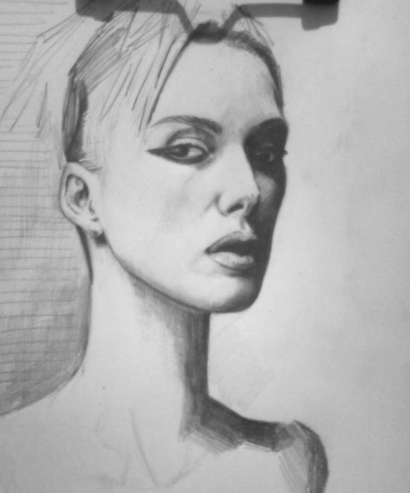 Keira Knightley par Gega